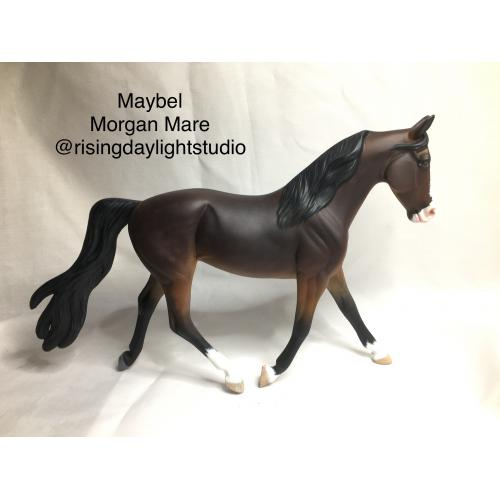 "Morgan Mare ""Maybel"" Classic Dappled Bay"