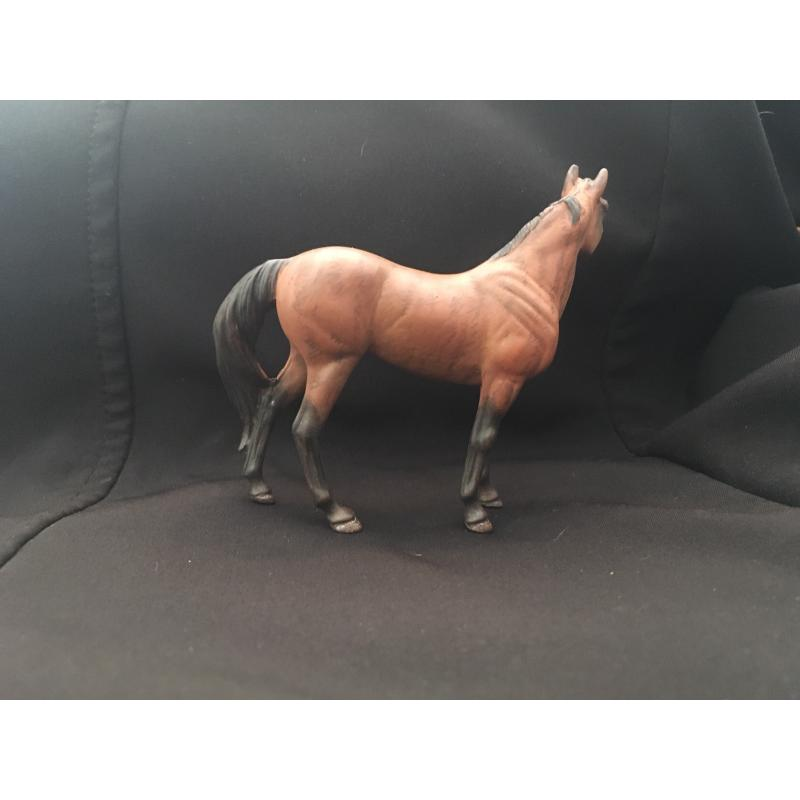 Custom Breyer Standing Stock Horse to Bay Brindle