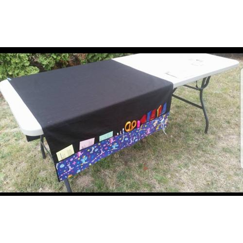 Model Horse Live Show Table Covers